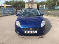 Fiat Grande Punto 1.9 Multijet 130 Sporting 3 DOOR - 2007 57-REG - FULL MOT