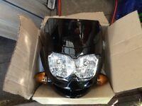 Universal motorcycle headlight