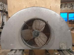 Single Fan Unit Cooler