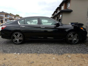 2017 HONDA ACCORD SPORT LEASE TRANSFER LOW MONTHLY!!!