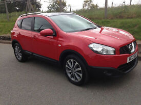 Nissan Qashqai 2.0dCi 4WD auto Tekna (Best Price in the Country)