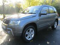05/55 SUZUKI GRAND VITARA 2.0 4X4 ESTATE IN MET GREY WITH ONLY 64,000 MILES
