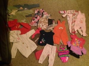 Lot of girls clothes size 9-12m