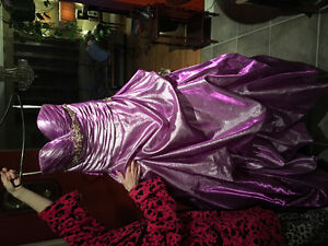 Prom dress only worn once!