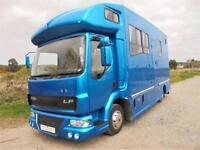 Leyland DAF Kevin Parker Horseboxes Conversion