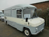 1979 BEDFORD CF AMBULANCE RETRO CLASSIC CATERING VAN MOBILE BAR CONVERSION for sale  Clacton-on-Sea, Essex