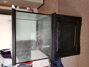 90 gallon cube tank and stand