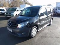 Mercedes Citan 1.5 109 CDI (black) 2014