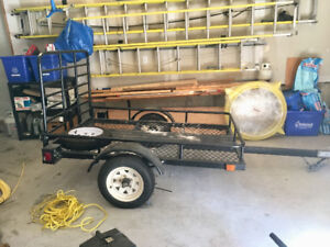 TRAILER FOR SALE!! GREAT PRICE