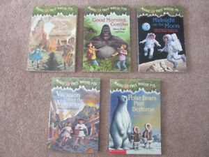 Magic Tree House Chapter Books