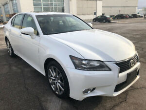 2013 Lexus GS 350 AWD, Navigation, Back up Camera, Keyless Entry