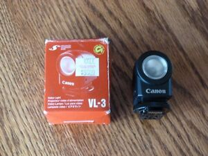 Canon Video Light VL-3