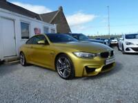 2015 (65) BMW M4 3.0 DCT ( 430 bhp ) *** ONE OWNER 4,000 MILES ***