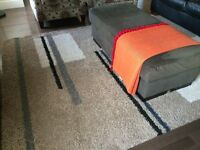 Large Area Rug 9ft x 6ft 6inch