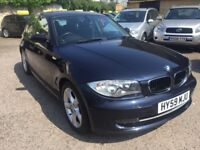 BMW 1 Series 2.0 118d Sport 5dr£4,695 one former keeper