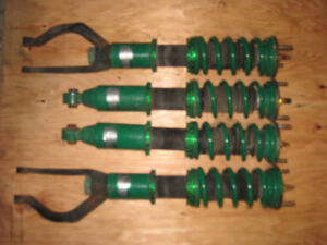 ACURA INTEGRA DC2 B18C EG6 CIVIC ADJUSTABLE COILOVERS JDM SHOCK