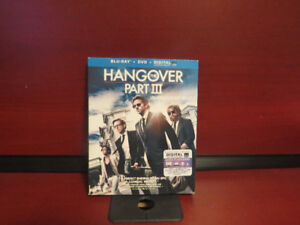The Hangover: Part III  Blu-Ray and dvd
