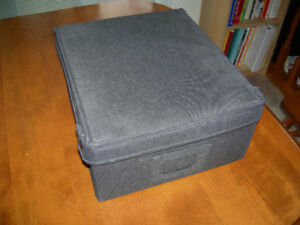 Snap and Store DVD Storage Case