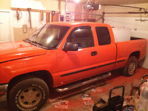 2002 GMC Sierra 1500 base Pickup Truck