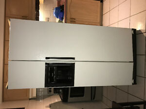 Dbl Door Fridge w/ice maker