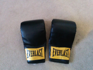 Everlast Heavy Bag Gloves S/M