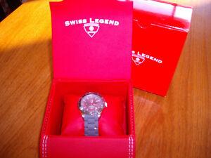 Watch - Swiss Legend