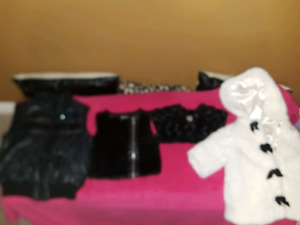 Baby Girl Jackets/Vests $10 Each