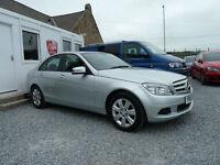 2010 (10) Mercedes-Benz C180K BlueEFFICIENCY Executive SE 1.6 ( 156 bhp )