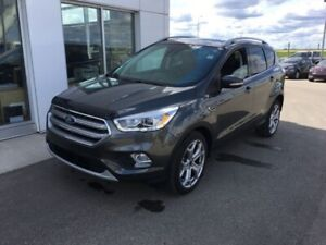2017 Ford Escape Titanium  FINANCING FROM 5.99% APR. FAST AND EA