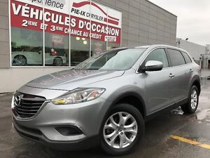 Mazda CX-9 GS+CUIR+MAGS+7 PASSAGER+WOW! 2013