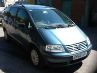Volkswagen Sharan 1.9 DIESEL,7 SEATER,1 PREVIOUS OWNER FROM NEW,SERVICE HISTORY