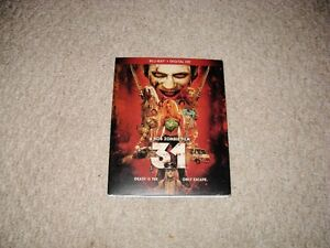 ROB ZOMBIE'S 31 BLURAY FOR SALE!