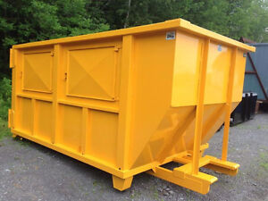ROLL-OFF CONTAINER CABLE-STYLE Cornwall Ontario image 5