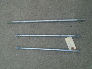 Quadriporteur Tie Rod