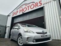 2012 Toyota PRIUS+ MPV Petrol/Electric Hybrid Automatic