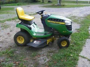 JOHN DEERE D120 18 Hp & Accessories for Lawnmower & Tractor Kawartha Lakes Peterborough Area image 1