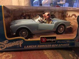 Mickey cars