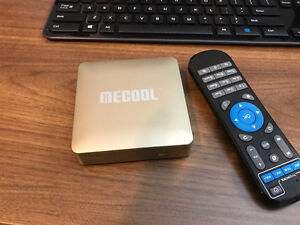 PENTA-CORE ANDROID TV BOX - KODI + 1 MONTH IPTV INCLUDED