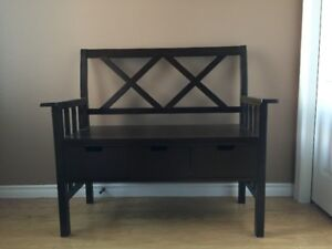 Bench for Front Entry