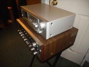 Pioneer SX 737 -Sony TCK 71 Three head deck- Wharfedale speakers