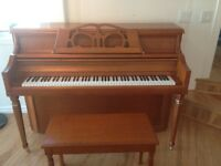 Pearl River used piano