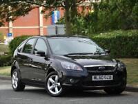 Ford Focus 1.6 2010 Zetec Climate Black +FSH +WARRANTY +FINANCE +CLEAN CAR