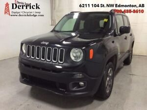 2016 Jeep Renegade Used 4WD Latitude Blutooth B/U Cam $134 B/W