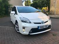 TOYOTA PRIUS TSPIRIT UK MODEL ONE YEAR PCO FULLY LOADED MODEL XENON LIGHTS