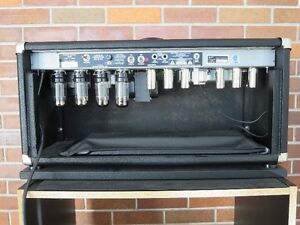 FOR SALE: FENDER 65 TWIN REVERB AMPLIFIER HEAD London Ontario image 2