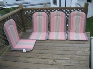 coussins de chaises