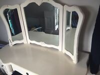 Large dressing table with Mirror