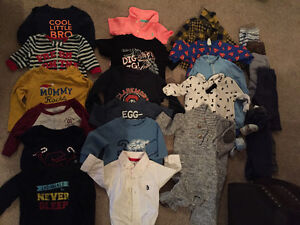 Baby boy clothing 3-9 months