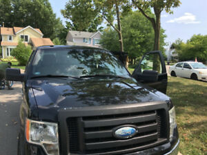 2009 ford f150 low kms