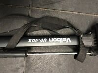 Velbon UP-4DX Monopod. Sling too